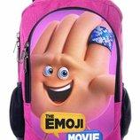 Купить школьный рюкзак принт Эмоджи муви The Emoji Movie городской рюкзак