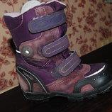 зимние ботинки superfit 30 размер на девочку