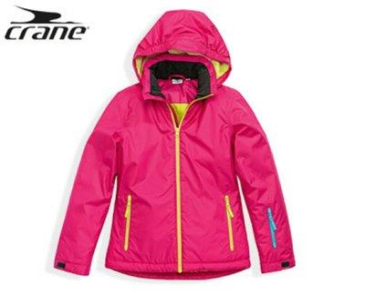 Зимняя мембранная куртка 3000mm.Crane®Германия. р.146/152
