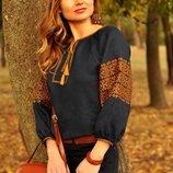 Вишиванка жіноча з оригінальною вишивкою