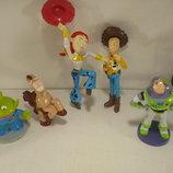 Набор История игрушек той стори toy story Баз энди ковбой динозавр