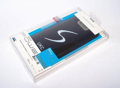 Внешний аккумулятор UKC Power Bank на 30000 mAh с LCD дисплеем