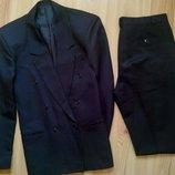 Классический черный костюм по супер цене.