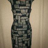 Льняное платье Некст р-р10,