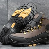 Ботинки зимние Ecco Yak brown