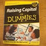 Книга на англ. языке Raising Capital For Dummies by Joseph W. Bartlett Author , Peter Economy