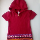 Теплое платье, сарафан, туника, безрукавка Baby Club Беби Клаб