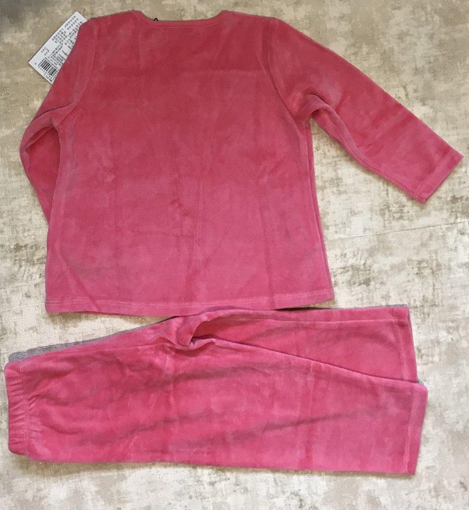 e48e28352f23 Велюровый костюм пижама для девочки 92см 2 года Sergent Major Франция  365  грн - пижамы, халаты в Днепропетровске (Днепре), объявление №15125568  Клубок ...