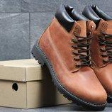 Ботинки зимние Timberland brown
