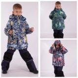 Зимний костюм - комбинезон для мальчиков Donilo 110-128 размер