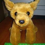 Мягкая игрушка собачка щенок чихуахуа