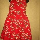 Яркое платье Jasper Conran 9л