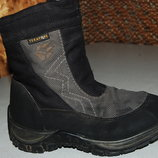 зимние ботинки jack wolfskin 30 размер
