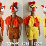 Костюм Петушка, Детский карнавальный костюм Петушка.