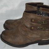 Ботинки чоботи зима Rieker розмір 40, сапоги ботинки