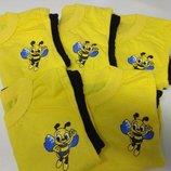 футболки для детского сада