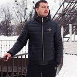 Акционная цена на куртку зима Philipp Plein 2018