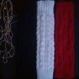 Вязаные гетры,очень красивые, вязание на заказ, качественная работа