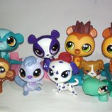 Цена за 9.Littlest Pet Shop LPS Hasbro Коллекционная фигурка игрушка хасбро петшоп пет шоп магазин
