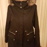 Фирменное пальто lost ink
