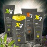 Царство ароматов Мужская линия косметики «XStream» тоник сливки после бритья скраб