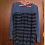 Красивый свитер кофта 48р