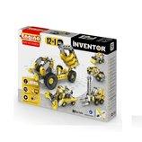 Строительная техника - Конструктор серии Inventor 12 в 1
