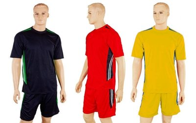 Форма футбольная Aspiration 3122 3 цвета, размер XXL