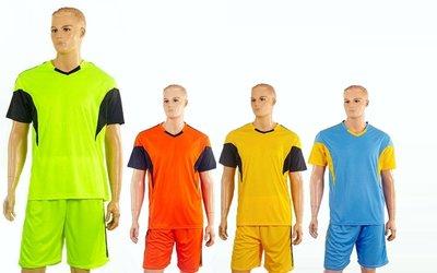 Форма футбольная Progress 3437 4 цвета, размер M-XL