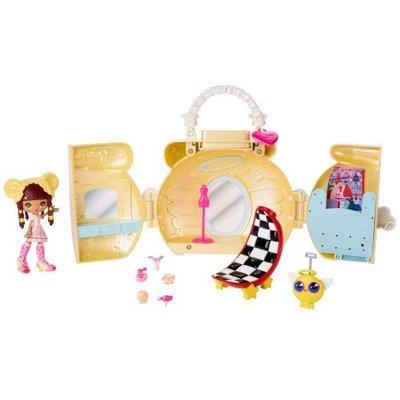 Kuu Kuu Набор мини кукла Куу Куу Харадзюку с домиком Кошелек Ангела Angel's Purse Playset