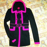 Шикарная удлиненная куртка или плащик