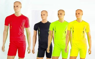 Футбольная форма подростковая Lucky 3123 4 цвета, размер S-M