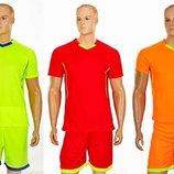 Футбольная форма подростковая Grapple 7055B 3 цвета, размер 120-150см