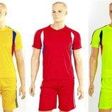 Футбольная форма подростковая Line 4587 3 цвета, размер M-XL