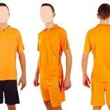 Футбольная форма подростковая New game 4807 2 цвета, размер 145-165см