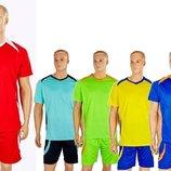 Футбольная форма подростковая Perfect 2016B 5 цветов, размер 120-150см