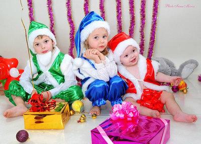 Карнавальный новогодний костюм Гном и другие