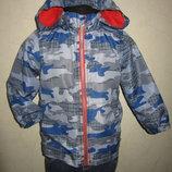 На 1,5-2,5 года Куртка на х.б подкладке Neme it мальчику