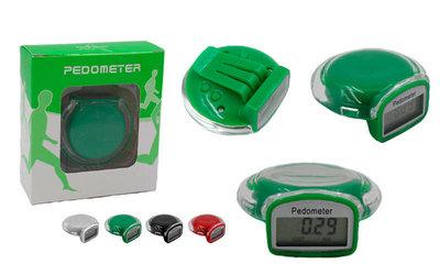 Шагомер электронный 3в1 с клипсой 4900 калории шаги расстояние
