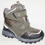 Зимние ботинки для мальчика, 37, 39