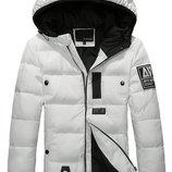 Мужская пуховая куртка North AL7862