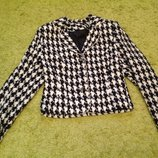 Новый теплый пиджак S- M
