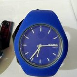 Часы Skmei Rubber blue