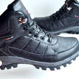 Зимние мужские ботинки кроссовки 41-46