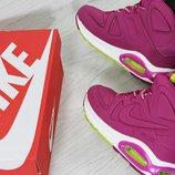 Зимние кроссовки Nike Air Max 90 Crimson