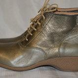 Черевики шкіра розмір 41 40, ботинки кожа размер 41