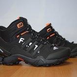 Зимние кроссовки Adidas .Мужские ботинки Adidas.