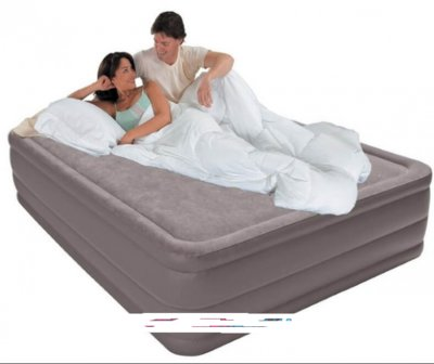 Intex 67954 Надувная кровать 152х203х51см