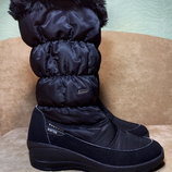 Термоботинки Everest Winter Watertex ботинки сапоги зимние. Румыния. Оригинал. 38 р./24.5 см.