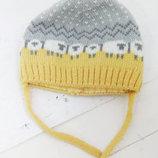 Акция Шерстяная шапка для малюкїв Овечки C&A Германия